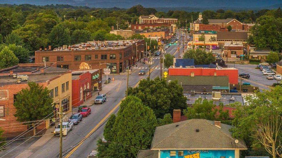 Guide to West Asheville
