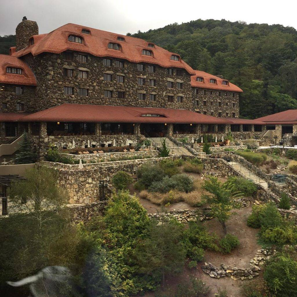 13 Asheville Ghosts The Buildings They Haunt