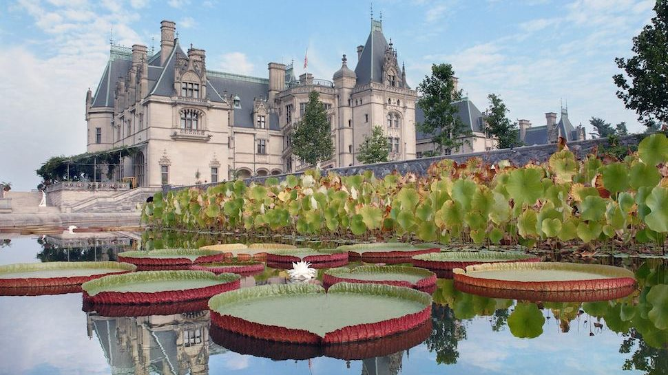 The gardens of The Biltmore